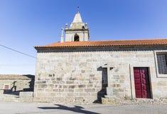 Kościół w Sao Pedro robi Rio Seco Zdjęcie Royalty Free