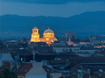 Kościół w Sofia fotografia stock