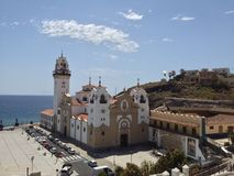 Kościół w Tenerife Fotografia Stock