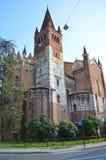 Kościół w Verona Obrazy Stock
