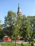 Kościół w Vojvodina Obraz Royalty Free