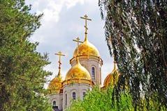 Kościół w Volgograd obraz royalty free