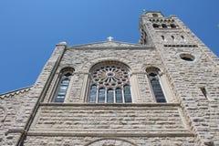 Kościół w washington dc Fotografia Royalty Free