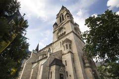 Kościół w Złym Neuenahr-Ahrweiler Germany Zdjęcia Stock