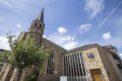 Kościół w Złym Neuenahr-Ahrweiler Germany Obrazy Stock