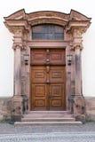 kościół wejście Obrazy Stock