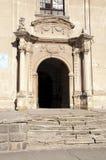 Kościół wejście Fotografia Royalty Free