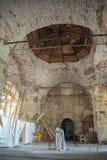 Kościół wejście władyka w Jerozolima zdjęcia stock