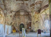 Kościół wejście władyka w Jerozolima zdjęcia royalty free
