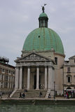 Kościół Wenecja Fotografia Royalty Free