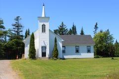 kościół wiejski Obrazy Stock