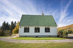 kościół wiejski Obrazy Royalty Free