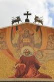 Kościół Wszystkie narody (bazylika agonia) obraz stock