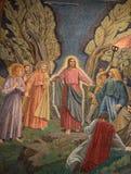 Kościół Wszystkie narody (bazylika agonia) obrazy stock