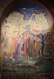 Kościół Wszystkie narody (bazylika agonia) fotografia stock