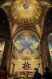 Kościół Wszystkie narody (bazylika agonia) Zdjęcia Stock