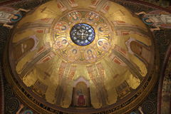 Kościół Wszystkie narody (bazylika agonia) zdjęcie stock