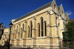 kościelna świątynia Obraz Royalty Free