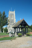 kościelna angielska parafia obraz stock