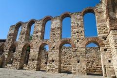 kościelna czerepu sophia st ściana Zdjęcia Royalty Free