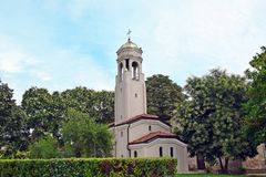 Kościelna Shabla Bułgaria Religijna religia obrazy royalty free