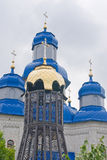 kościelne kopuły Fotografia Royalty Free