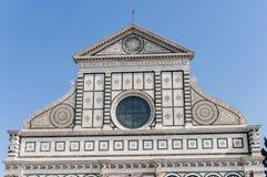 Kościelne w Florencja Santa Nowele Maria, Włochy Zdjęcia Royalty Free