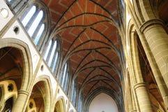 Kościelni Wnętrza fotografia stock