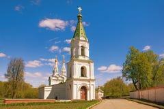 kościelny święty duch Ryazan, Rosja obrazy stock