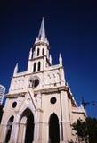 kościelny święty różaniec obraz stock