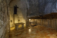 kościelny święty sepulcher jervis Izrael Zdjęcia Royalty Free