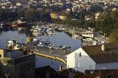 kościelny Croatia krk krótkopędu wierza Obrazy Stock