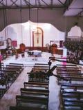 Kościelny fan fotografia stock