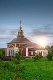 Kościelny Florus i Laurus Zdjęcia Royalty Free