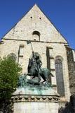 kościelny franciscan Obrazy Royalty Free