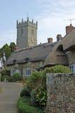 kościelny godshill Obraz Royalty Free