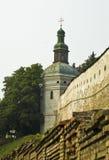 kościelny kamień węgielny Obraz Royalty Free