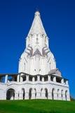 kościelny kolomenskoe zdjęcie stock