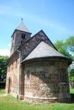 kościelny nagyborzsony Hungary średniowieczny Obraz Stock