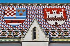 kościelny oceny dachu święty zdjęcia royalty free