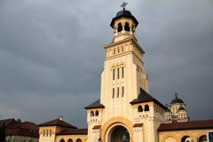kościelny ortodoksyjny wierza Fotografia Royalty Free