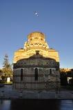 Kościelny Pantocrator Christos w Nessebar, Bułgaria fotografia stock
