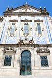 kościelny Porto Portugal Fotografia Royalty Free