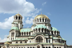 kościelny Sofia obraz stock