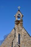kościelny steeple Fotografia Royalty Free
