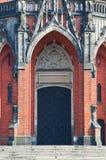 kościelny szczegół Zdjęcie Stock