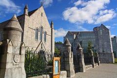 kościelny szkoła wyższa korka uniwersytet Obrazy Royalty Free