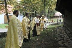 Kościelny uświęcenie Obraz Royalty Free