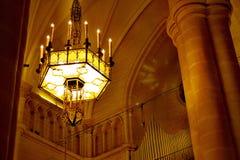Kościelny wewnętrzny Malta Zdjęcie Royalty Free