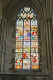 kościelny wnętrze Fotografia Stock